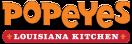 Popeyes Lousiana Kitchen Menu