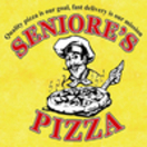 Seniore's Pizza Menu