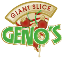 Geno's Giant Slice Menu
