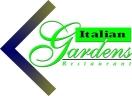 Italian Gardens Menu