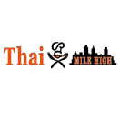 Thai Mile High Menu