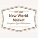 New World Market Menu