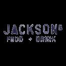 Jackson's Food + Drink Menu
