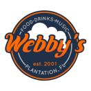 Webby's Grub & Pub Menu