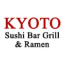 Kyoto Sushi Bar Grill & Ramen Menu