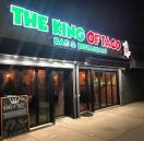 The King of Tacos Menu