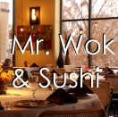 Mr. Wok & Sushi Menu