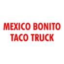 Mexico Bonito Taco Truck Menu