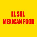 El Sol Mexican Food Menu