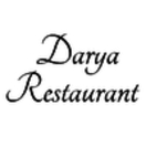 Darya Restaurant Menu