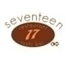 Seventeen Restaurant Menu
