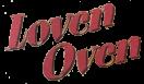 Loven-Oven Menu
