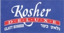 Kosher Deluxe Restaurant Menu
