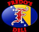 Fredo's Deli Menu