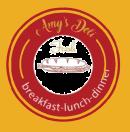 Amy's Deli Menu