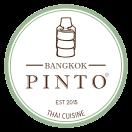 Bangkok Pinto Menu