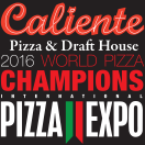 Caliente Pizza and Draft House Menu
