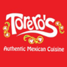 Toreros Authentic Mexican Cuisine Menu