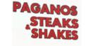 Pagano's Steaks & Shakes Menu