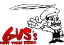 Gus's New York Pizza Menu