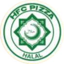 HFC Pizza Menu