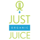 Just Organic Juice Menu