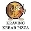 Kraving Kebab Pizza Menu