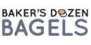 Baker's Dozen Bagels Menu