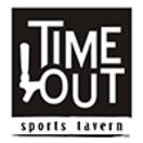 Time Out Sports Tavern Menu