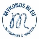 Mykonos Blue Menu