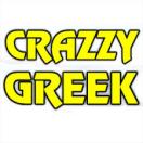 Crazzy Greek Menu