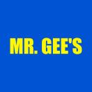 Mr. Gee's Menu