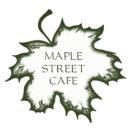 Maple Street Cafe Menu