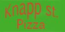 Knapp Street Pizza Menu