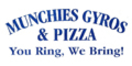 Munchies Gyros & Pizza Menu