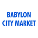 Babylon City Market Menu