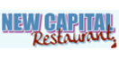 New Capital Restaurant Menu