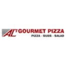Al's Gourmet Pizza Menu