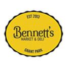Bennett's Market & Deli Menu