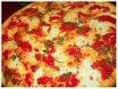 Bleecker Street Pizza Menu