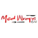 Med Wraps Cafe Menu