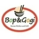 Korean Bop & Gogi Menu