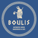 Boulis Cafe Menu