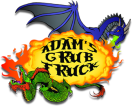 Adam's Grub Truck Menu