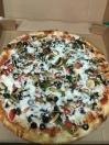 Belluno Pizza Menu