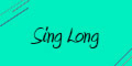 Sing Long Menu