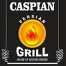 Caspian Persian Grill Menu