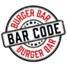 Bar Code Burger Bar Menu