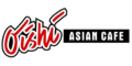Oishi Asian Cafe Menu