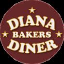 Diana Bakers Diner Menu